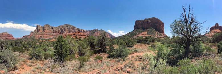 3 Days in Sedona - Panorama