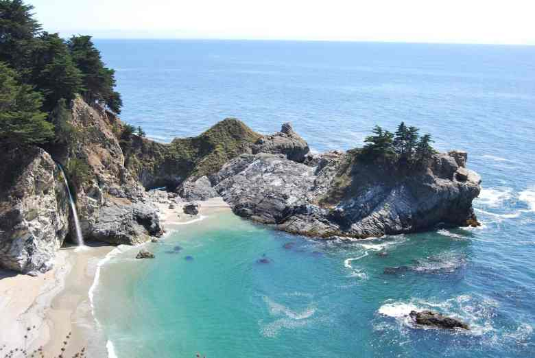 California Coast Road Trip - Big Sur