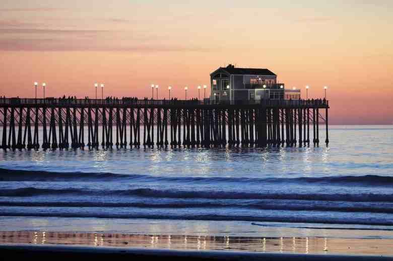 California Cosat Road Trip - San Diego