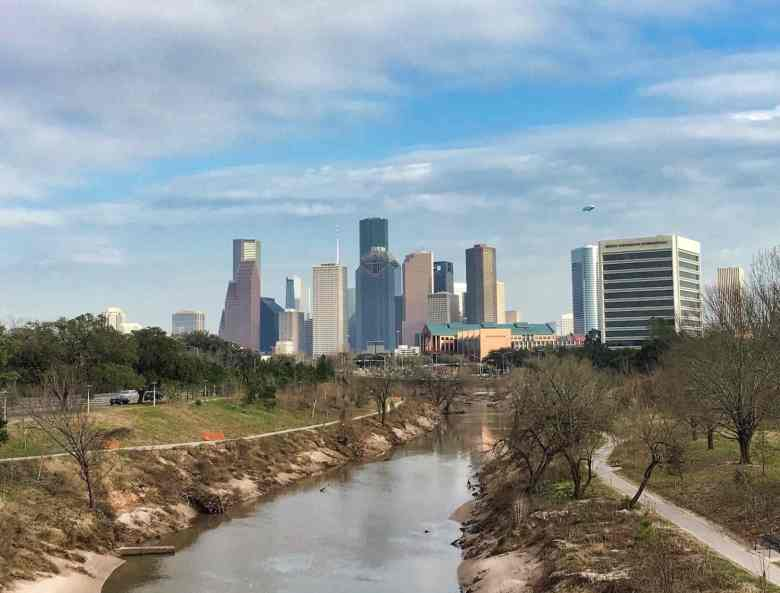 What to Do in Houston: Buffalo Bayou Park