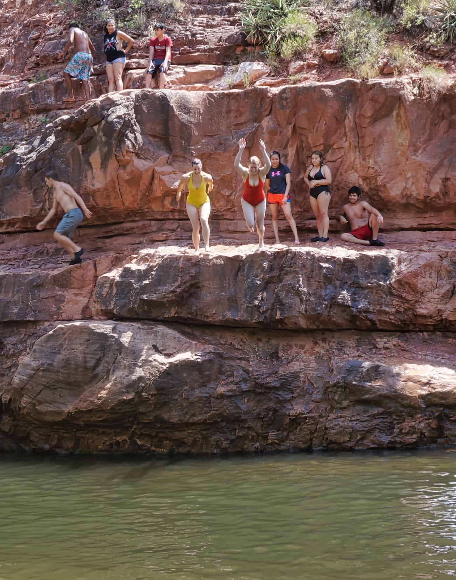 Weekend in Sedona - Swimming Hole