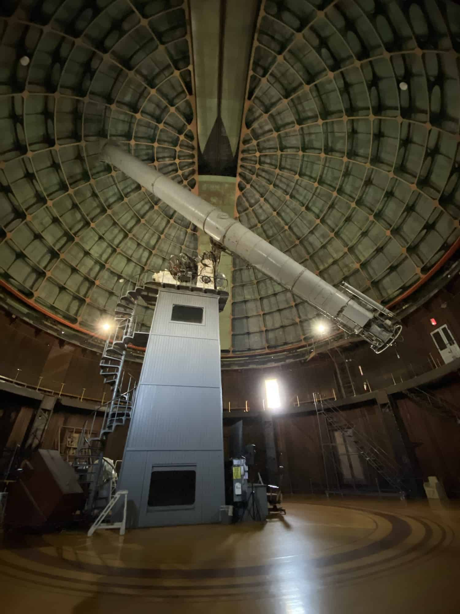 3 Days in San Jose - Lick Observatory Grand Telescope