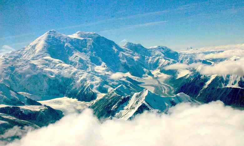 Alaska Bucket List - Denali Flightseeing