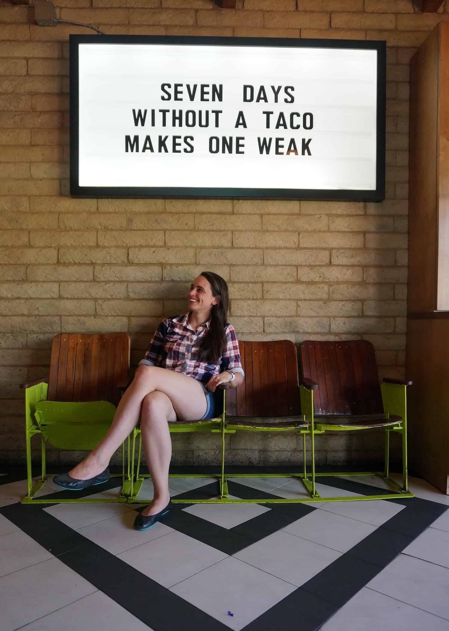 2019 Recap - June - Valerie & Tacos