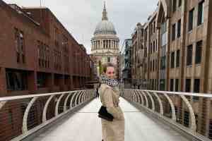 Blogging Lessons - Valerie in London