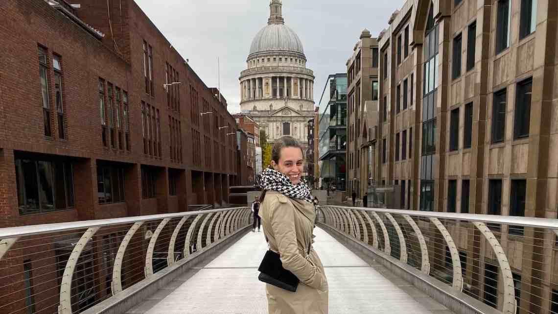 Blogging Lessons - Valerie in London