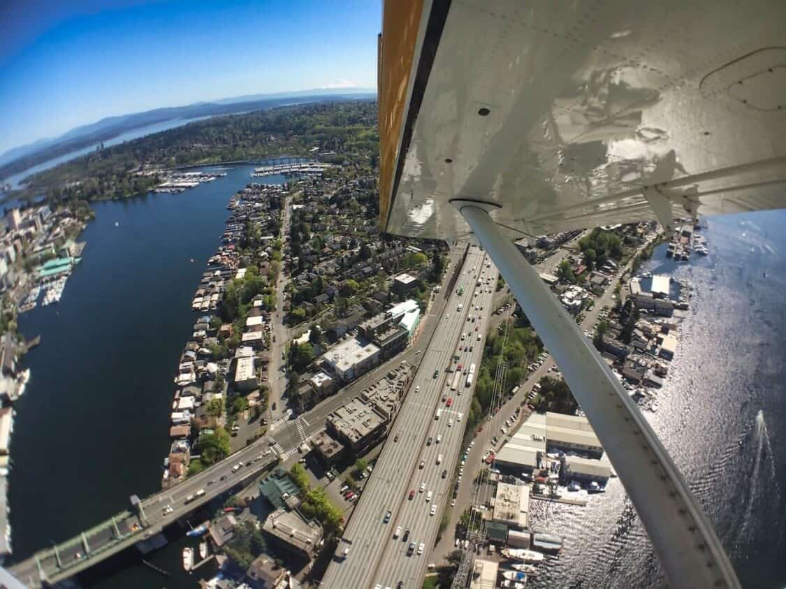 Alaska Cruise Excursions in Seattle - Kenmore Air