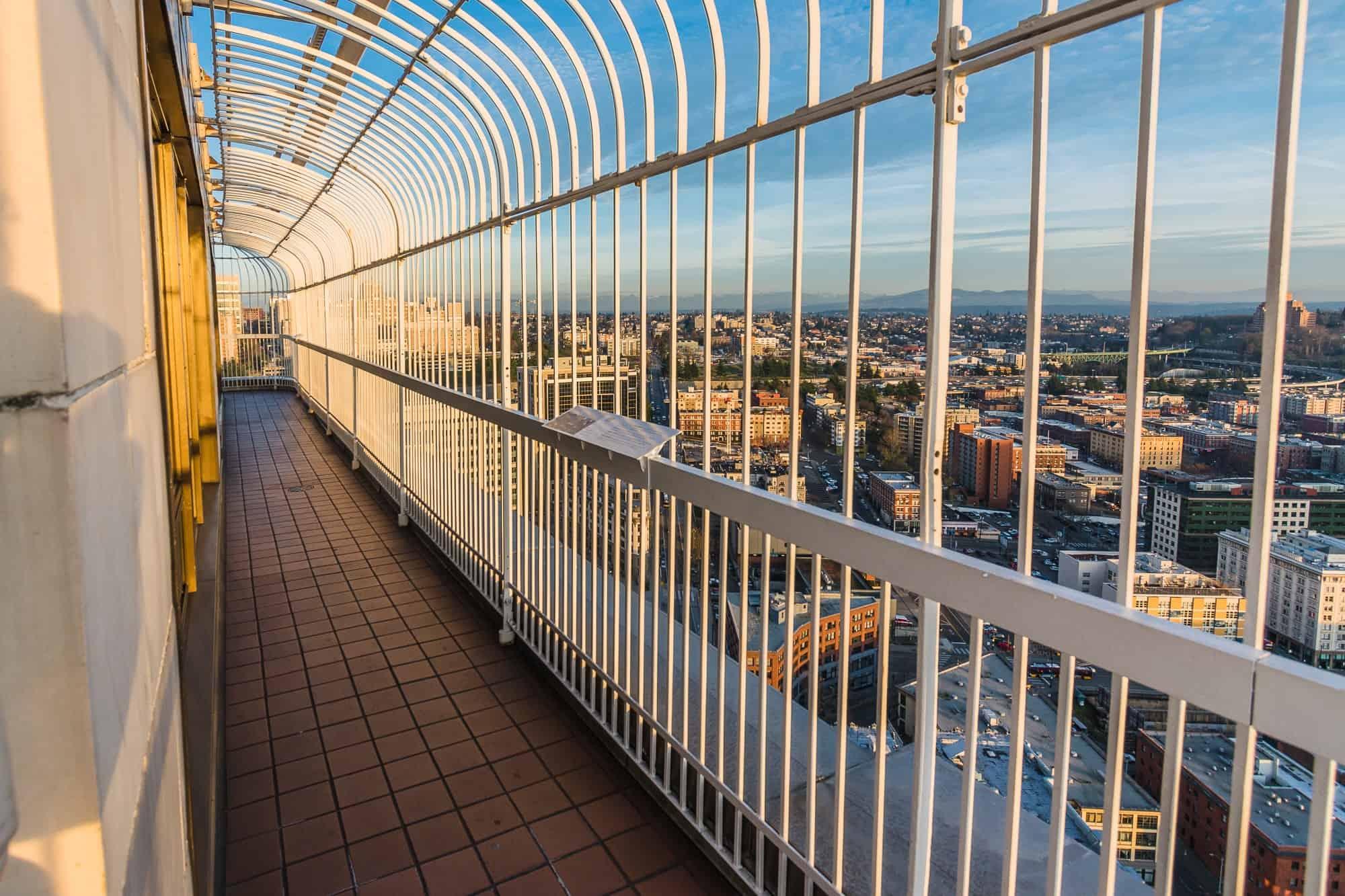 Seattle Bucket List- Smith Tower - Marissa Pedersen : Postcards to Seattle