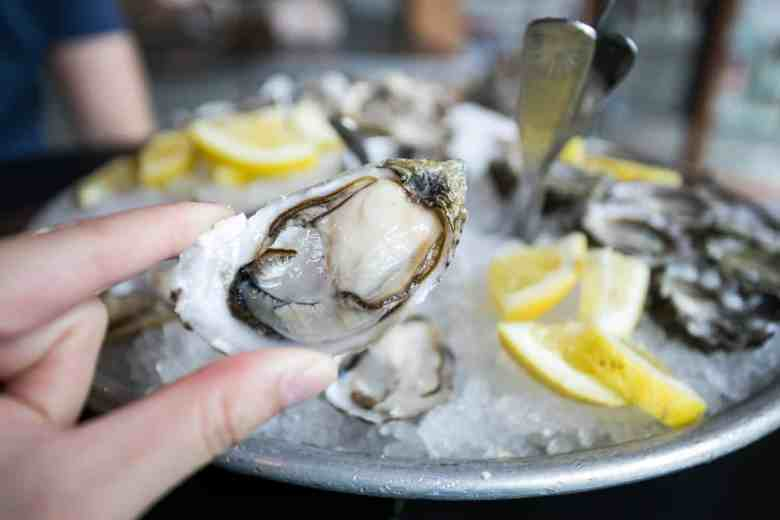 Seattle Bucket List - Taylor Shellfish - City Foodsters via Flickr