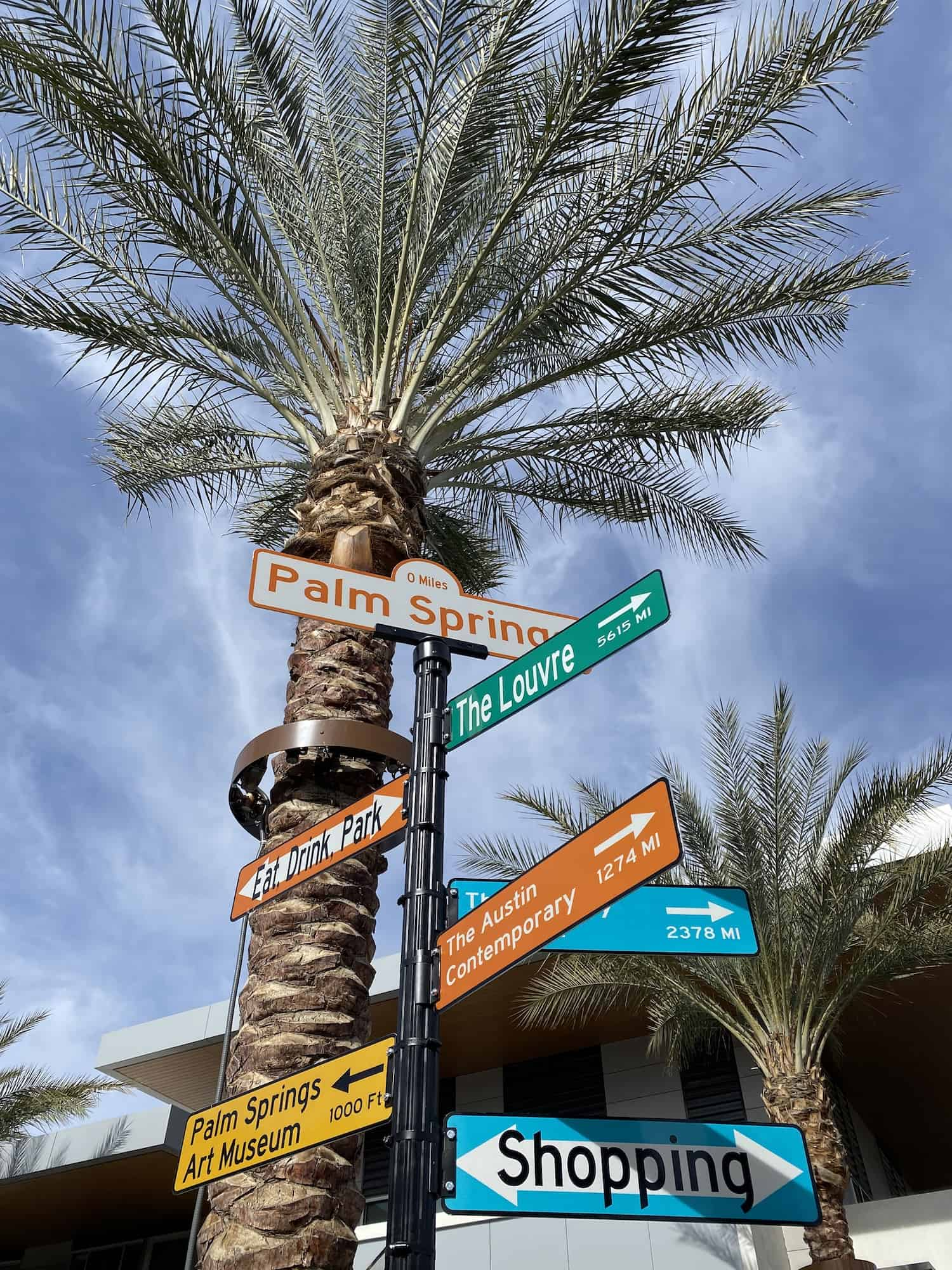 Palm Springs Downtown