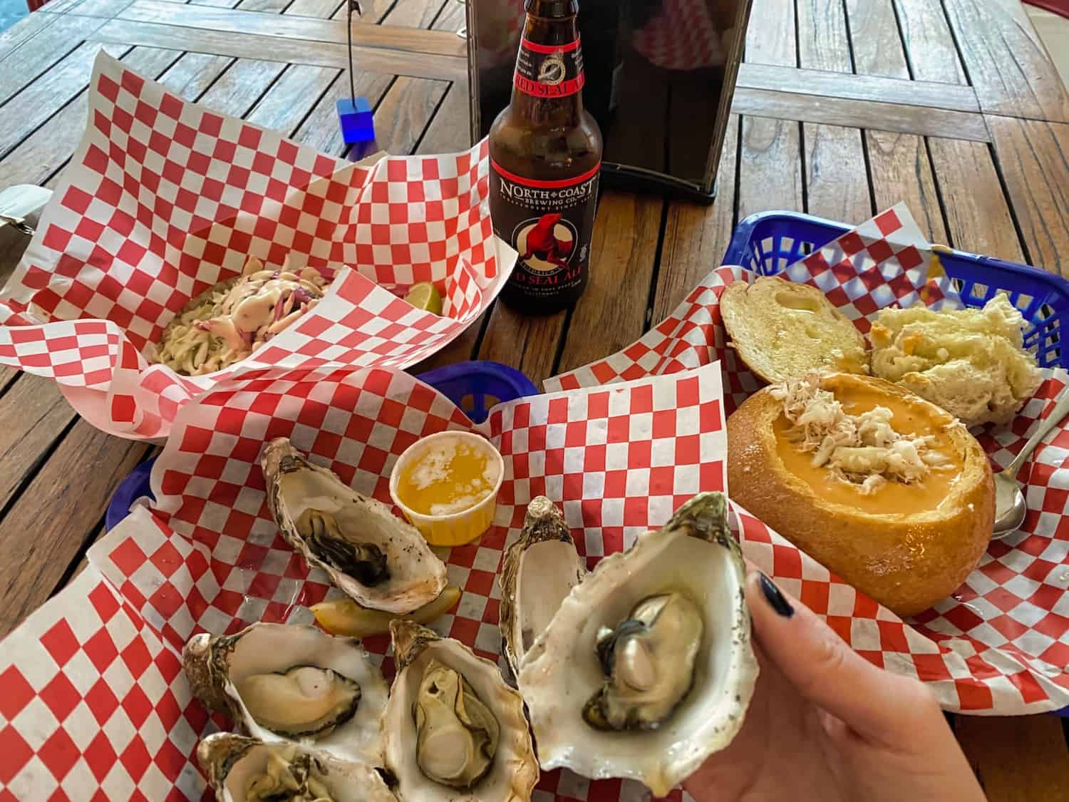 3 Days in Mendocino - Princess Seafood