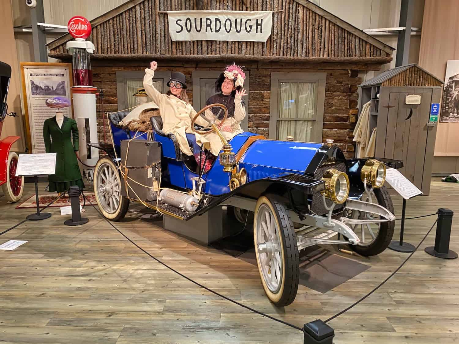 Fairbanks - Antique Auto Museum