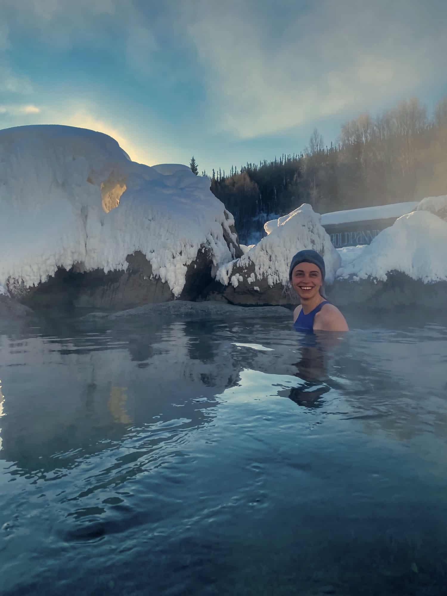 Fairbanks - Chena Hot Springs