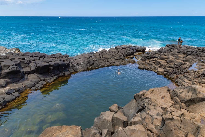 Kauai - Queen's Bath - dronepicr via Flickr
