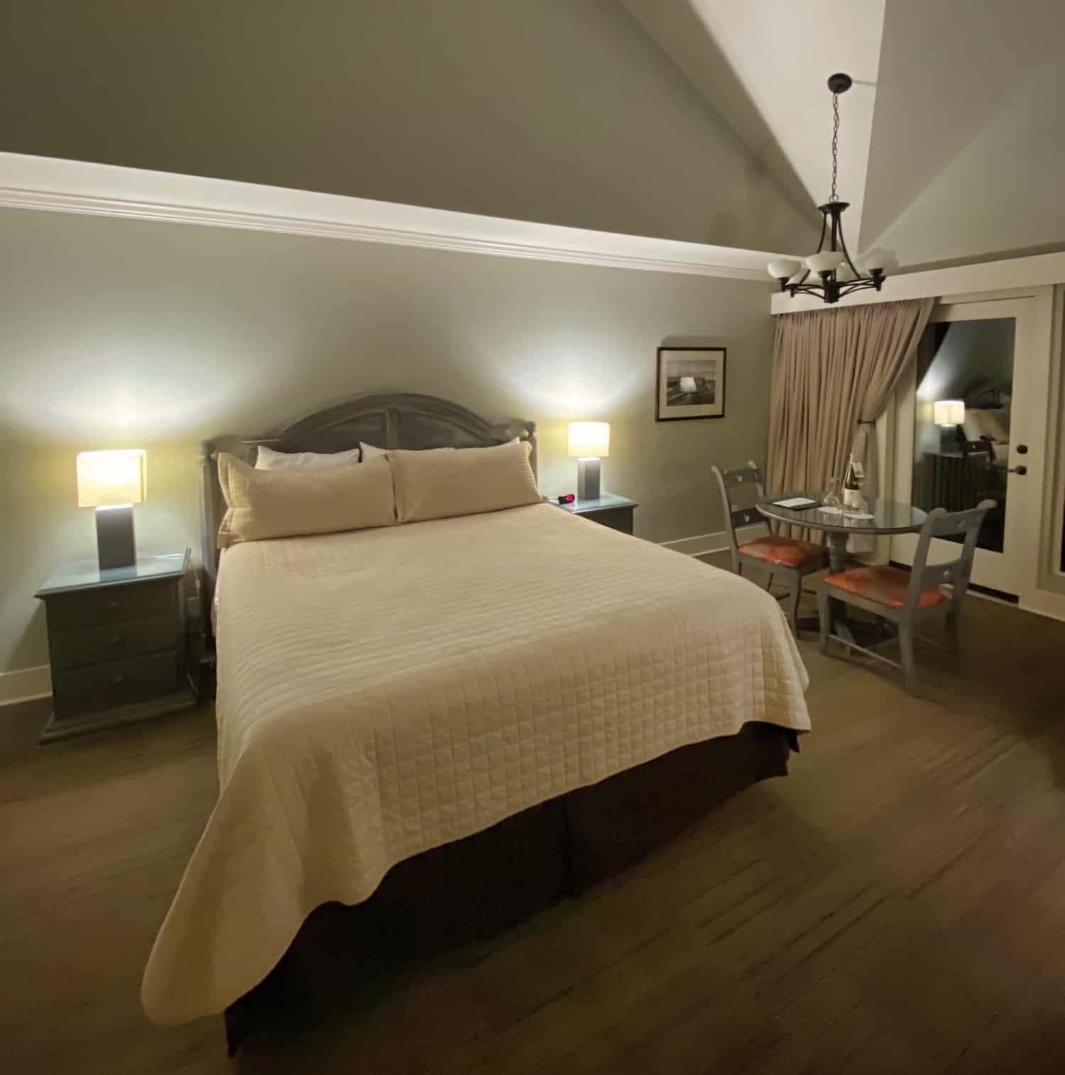 Mendocino Weekend - Little River Inn