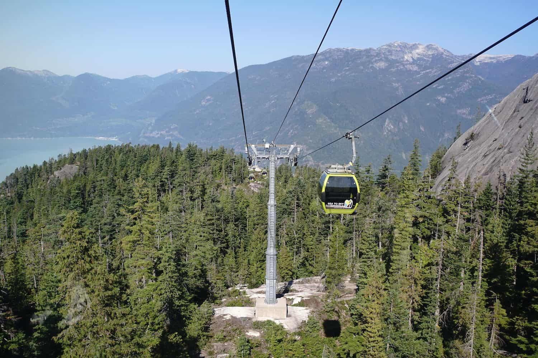 Vancouver Cruise Excursions - Sea to Sky Gondola - Tjflex2 via Flickr