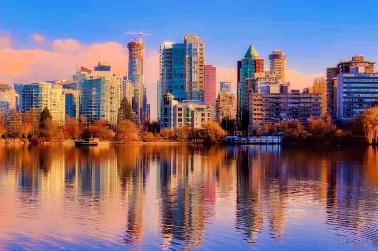 Vancouver Cruise Excursions - Skyline