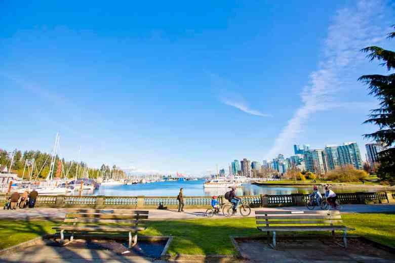Vancouver Cruise Excursions - Stanley Park Seawall - GoToVan via Flickr