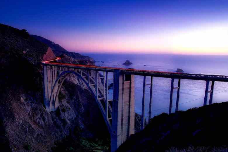 Pacific Coast Highway Itinerary Featured Image