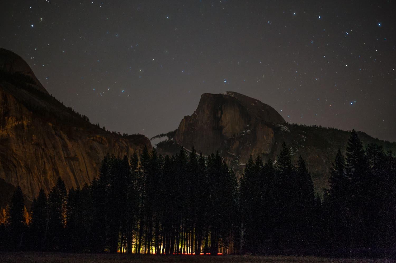 Stargazing in Yosemite - Anita Ritenour via Flickr