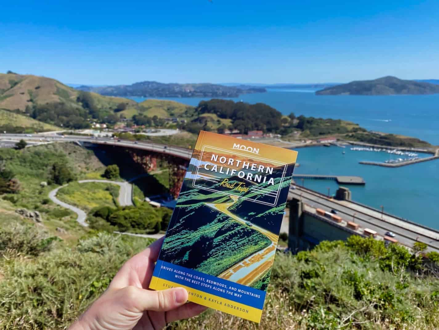 San Francisco Road Trips - Moon Guide and US101