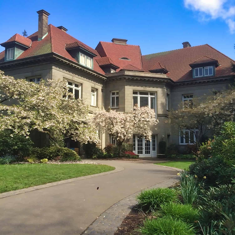 3 Days in Portland - Pittock Mansion