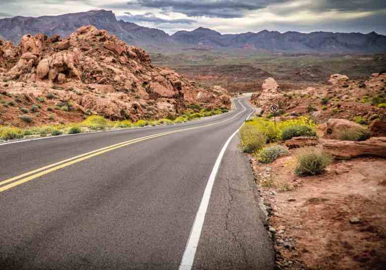 5 Day Southwest Road Trip - Valley of Fire SP