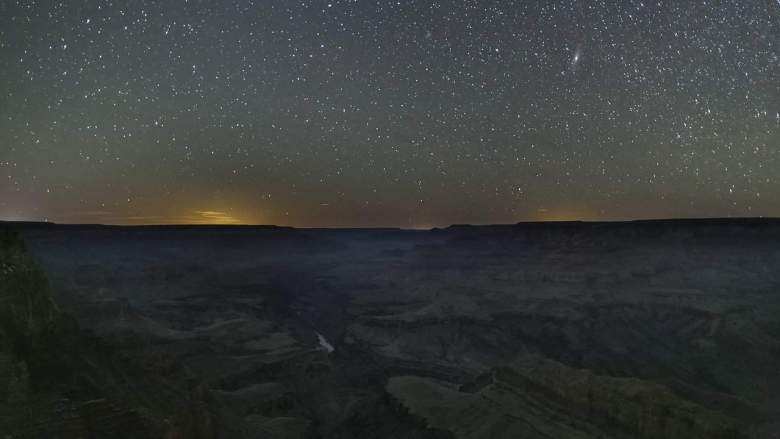 Half-Day at Grand Canyon - Stargazing