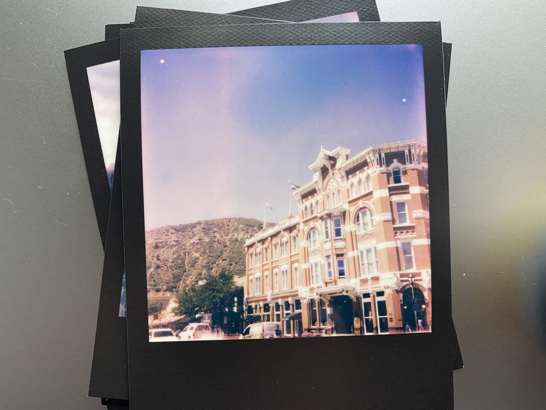 Polaroid Now Review: Durango, CO