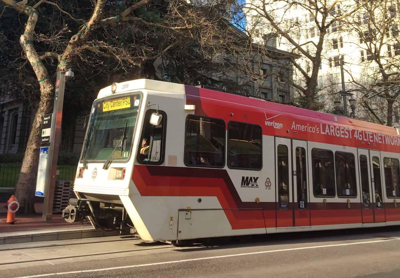 Portland Weekend Trip - Portland Transit