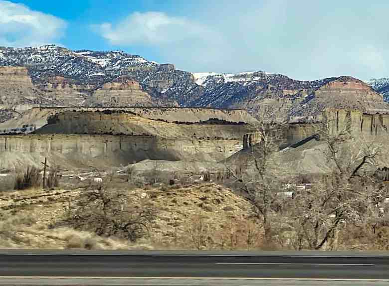 Southwest Road Trip - Day 1 - The Road between Salt Lake City and Moab