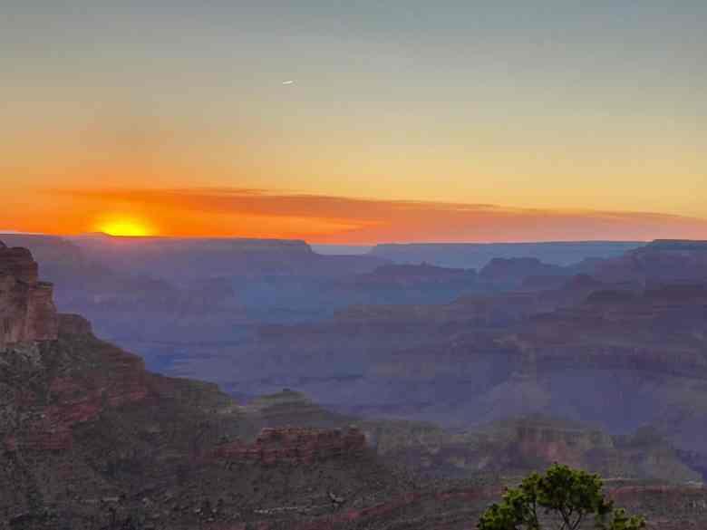 Southwest Road Trip - Grand Canyon Sunset