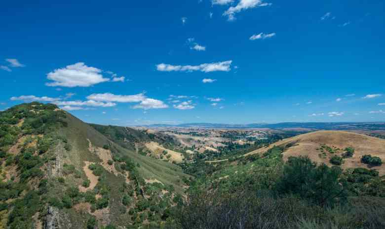 Bay Area Weekend Getaways - Mt. Diablo