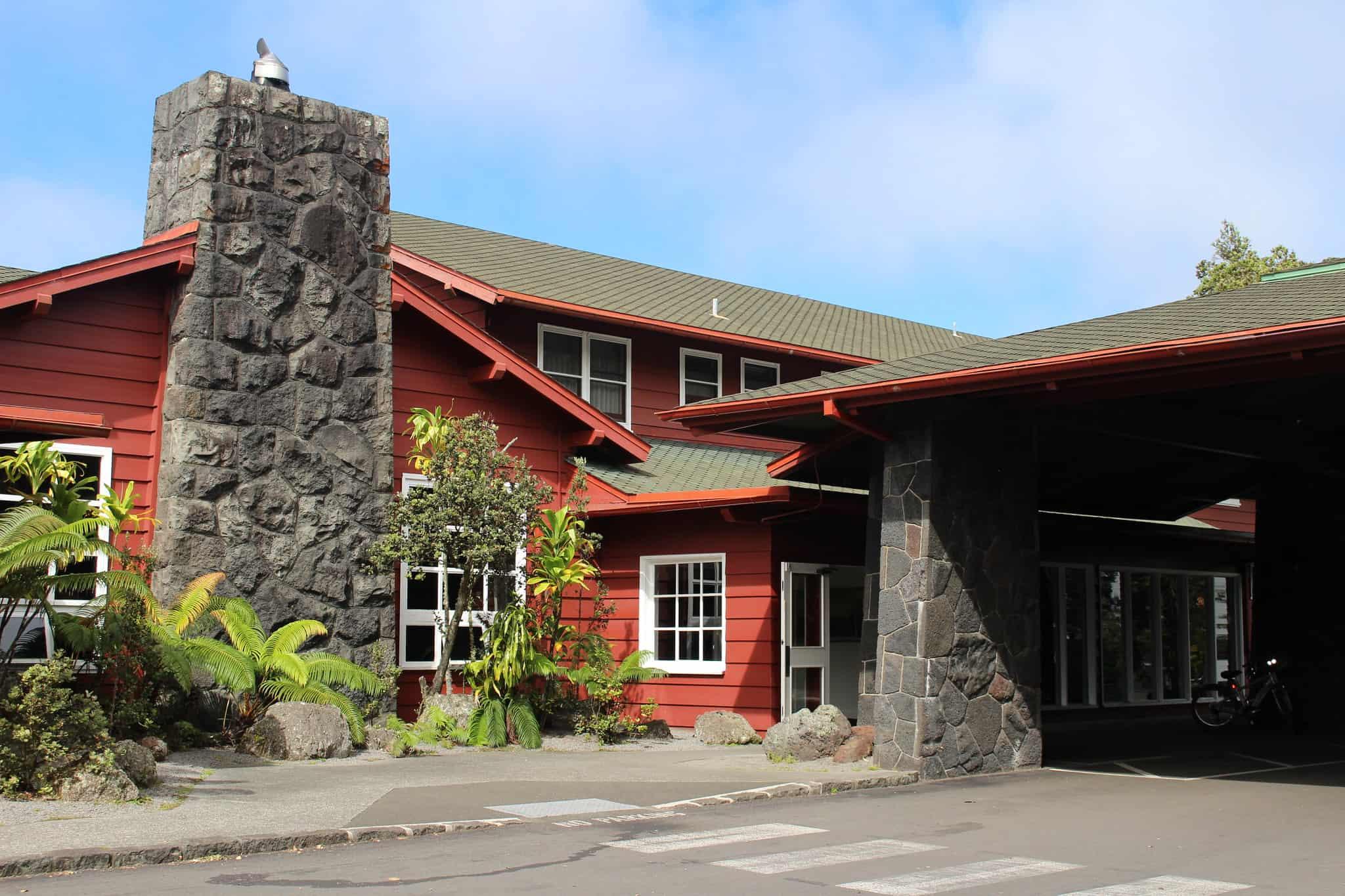 Hawaii Volcanoes - Volcano House - Amy Meredith via Flickr