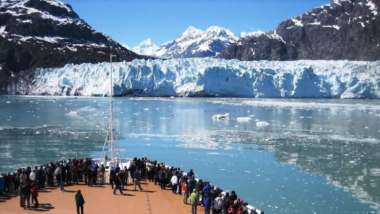 National Parks in Alaska - Glacier Bay