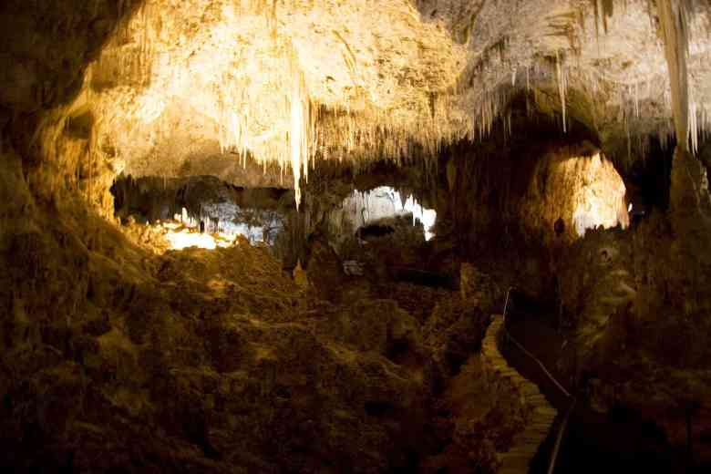 National Parks in New Mexico - Carlsbad Caverns - joevare via Flickr