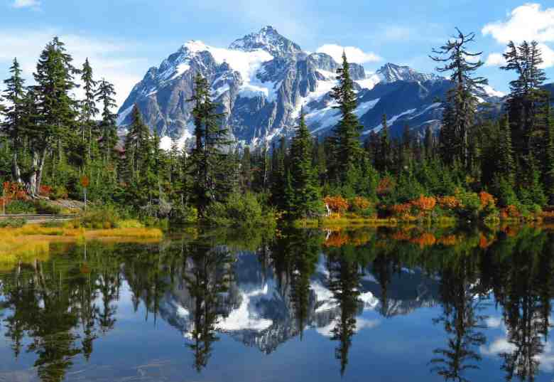National Parks in Washington - North Cascades
