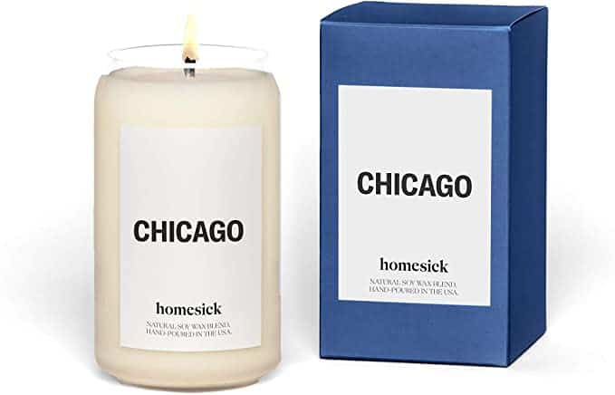 Homesick Candles Review - Chicago Candle