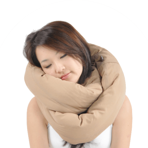 Best Travel Scarves - Infinity Pillow