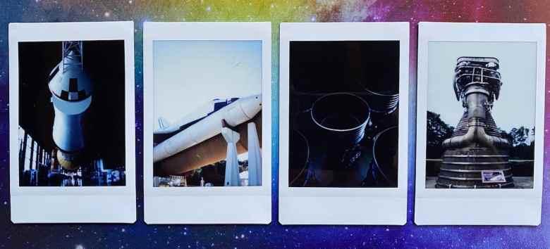 Fujifilm vs Polaroid - Different Photos from Fujifilm