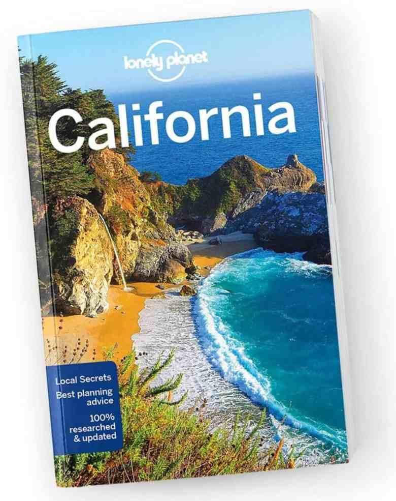 California Packing List - Guidebook