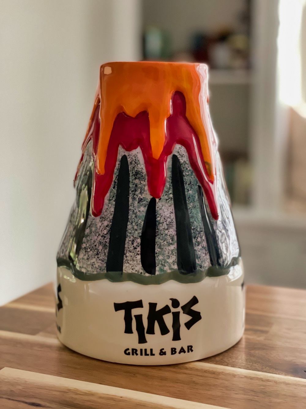 Hawaii Souvenirs - Tiki Mugs