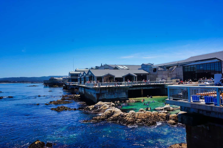 Monterey Bay Aquarium Exterior