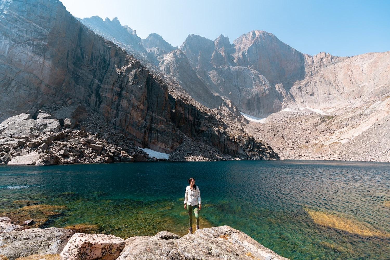 Rocky Mountain National Park Hero