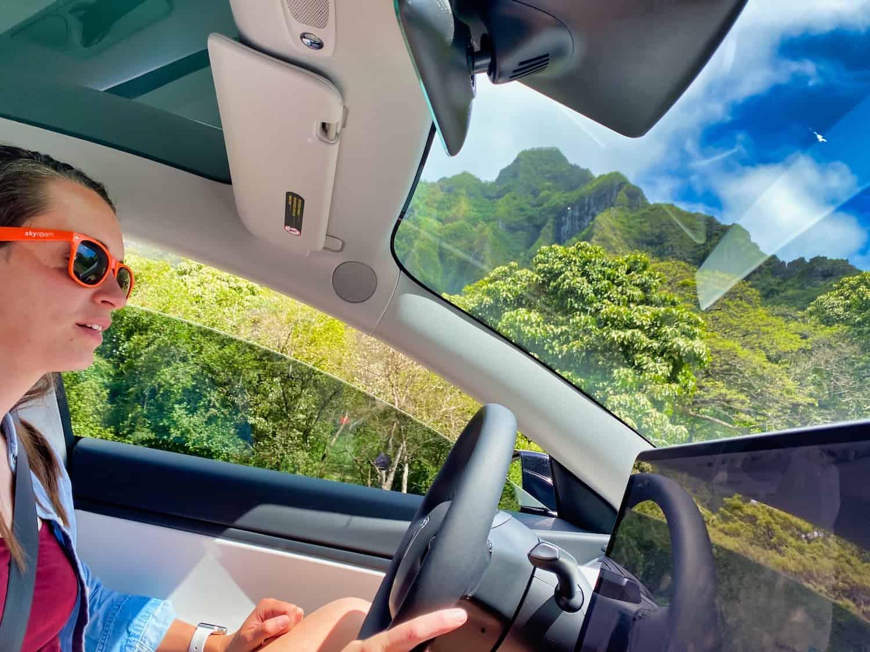 Oahu, Hawaii - Car Rental
