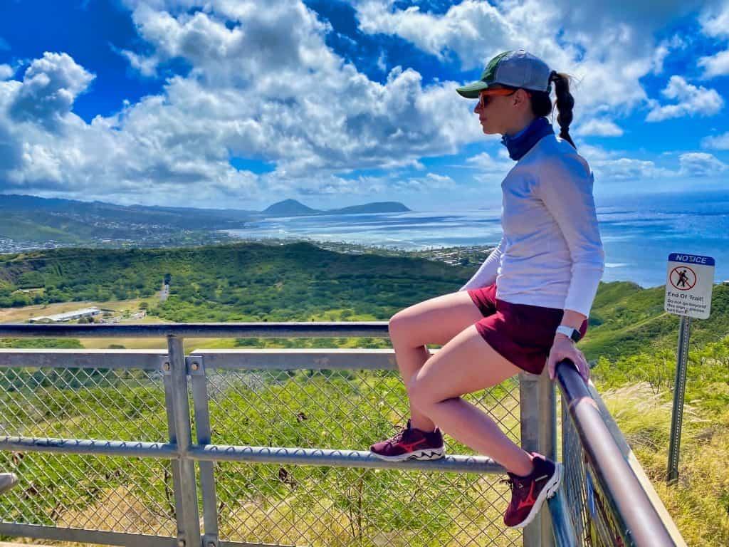 3 days on Oahu, Hawaii - Diamond Head