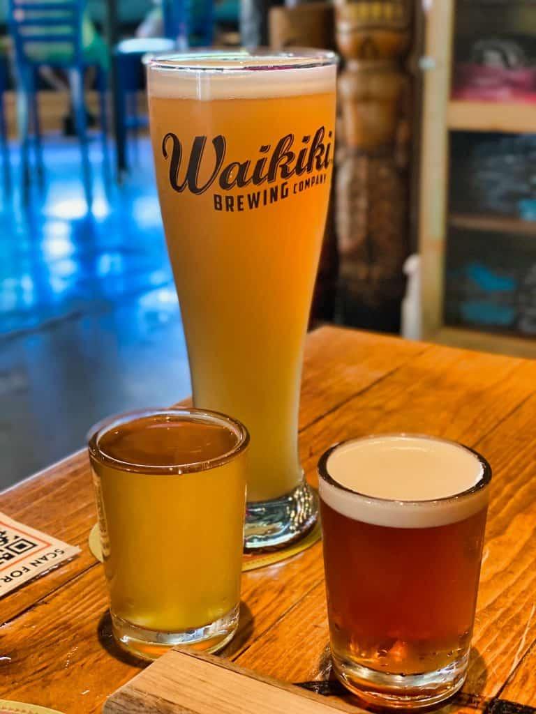 Oahu, Hawaii - Local Craft Beer