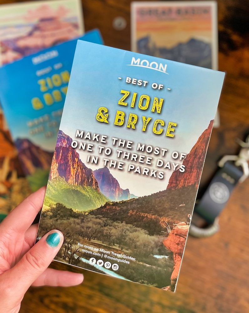 Moon Guide - Zion & Bryce