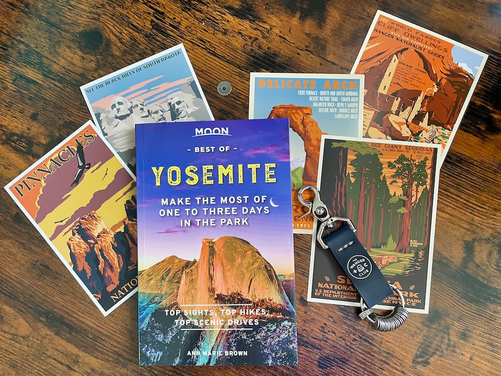 Yosemite Moon Guide