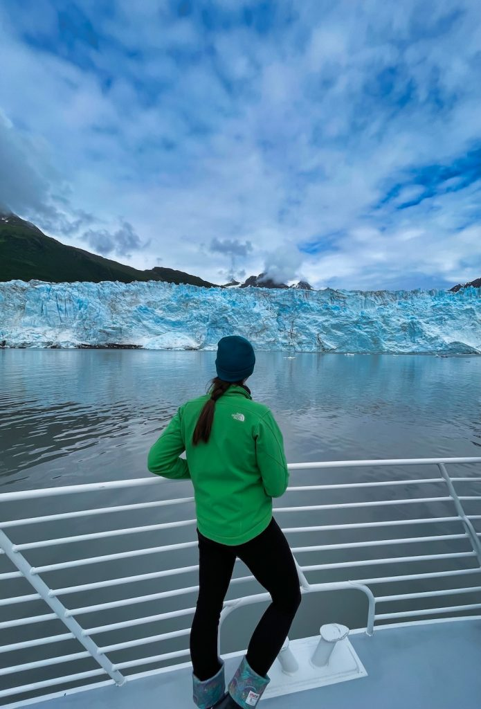 How to Plan a Trip to Alaska - Glaciers in Prince William Sound